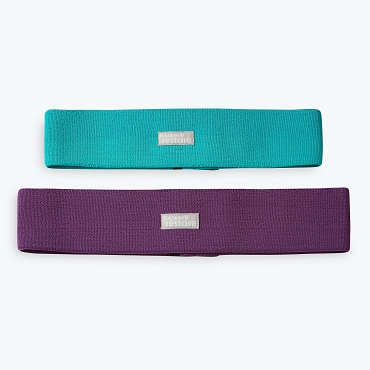 Gaiam HIP BANDS (SET OF 2)